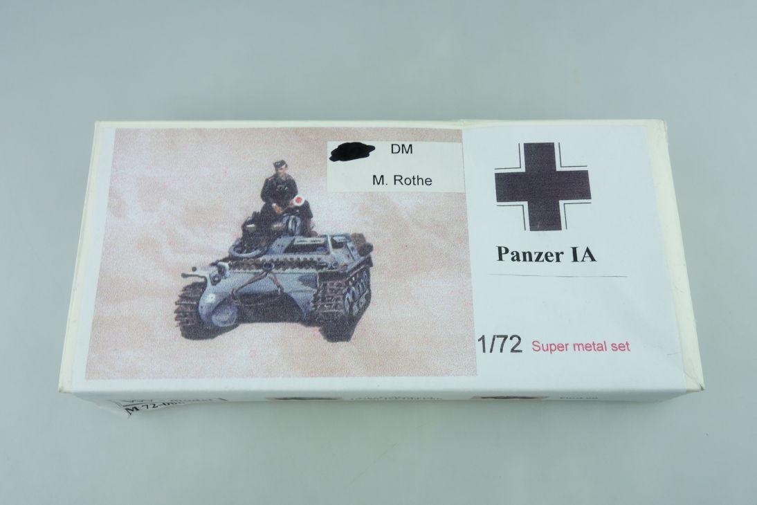 VVV-models 1/72 DM M.Rothe Panzer IA M 72-006 model kit 108646