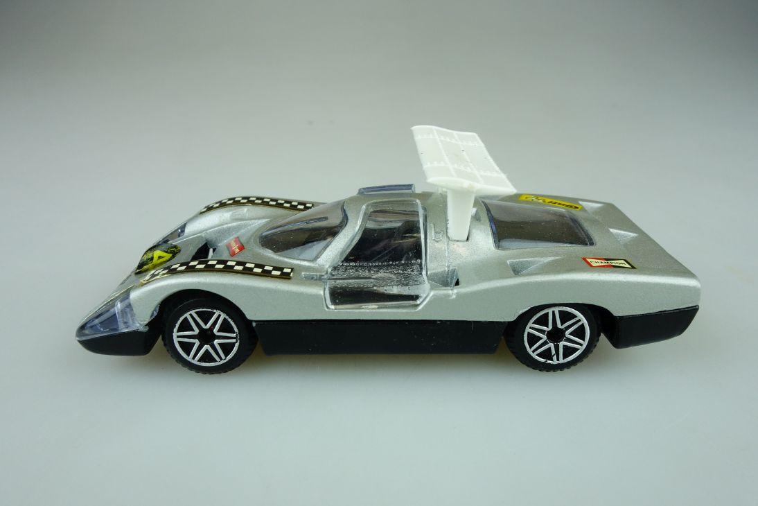 Politoys Export 1/43 564 PANTHER Bertone # 4 race car model 108689