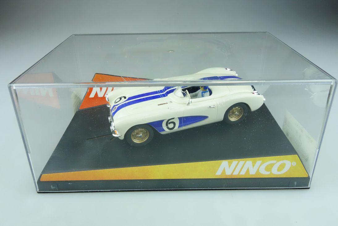 50347 Ninco 1/32 Slotcar Chevrolet Corvette Special Roadster mit Box 511685