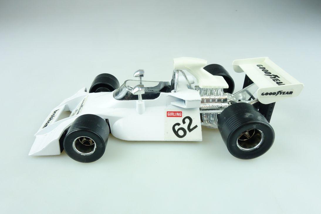 Polistil 1/25 Brabham BT 42 FX 8 Formel 1 Girling Rennwagen ohne Box 511715