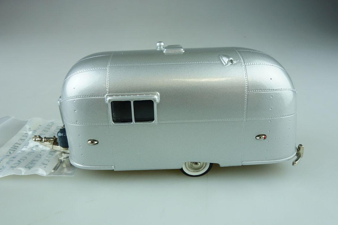 54 Brooklin 1/43 Streamlined American Caravan 1953 Wohnwagen mit Box 511723