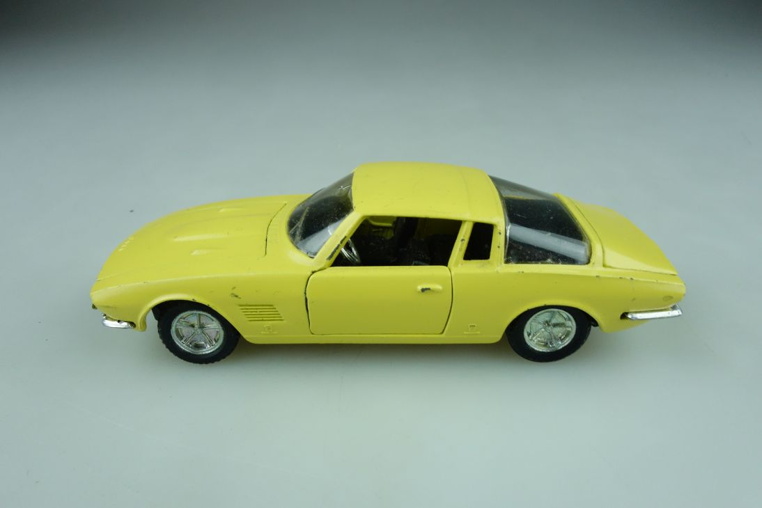 549 Politoys 1/43 Ford Mustang 2+2 Bertone Coupe 1965 Design ohne Box 511774