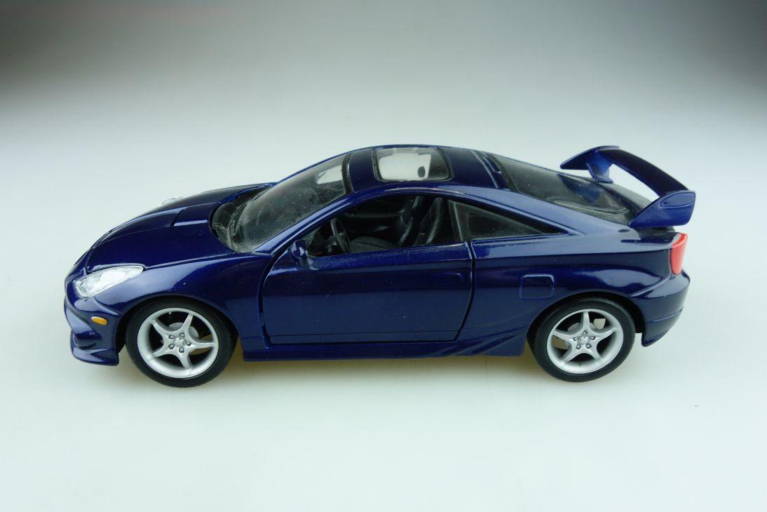 Maisto 1/24 Toyota Celica GTS Coupe 2003 bluemetallic ohne Box 511825