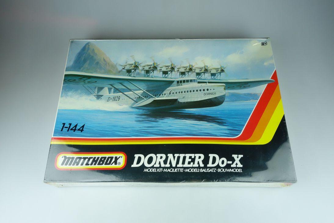 Matchbox 1/144 Dornier Do-X PK-571 vintage plane model kit 108892