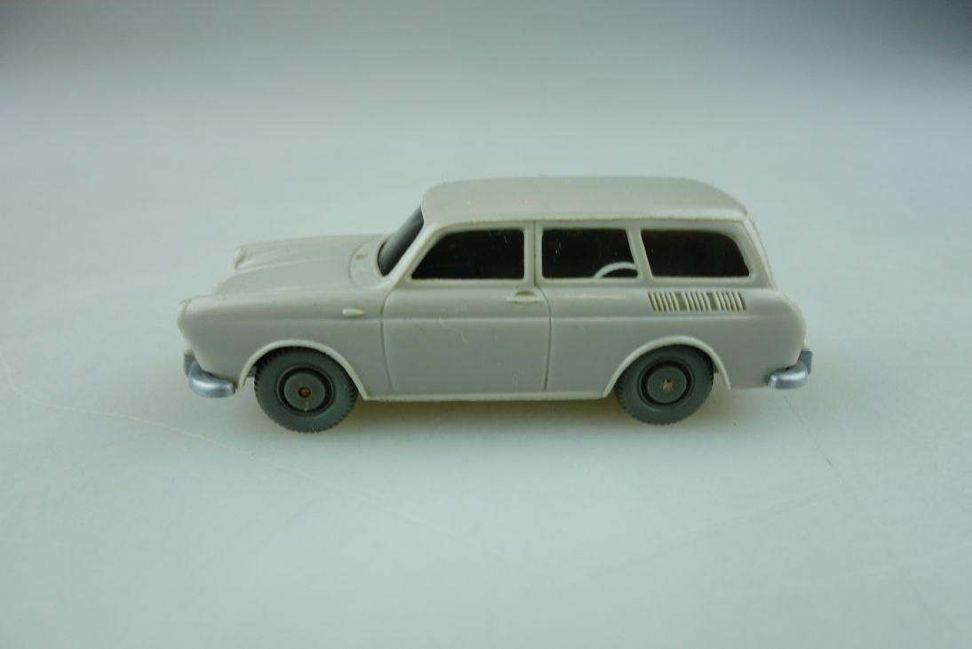 Saure 308 Wiking 1/87 VW 1500 Typ 3 Variant dunkelachatgrau ohne Box 512017