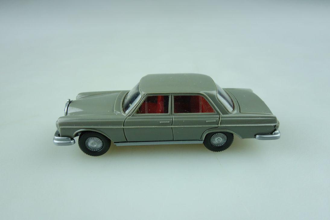 Saure 381 Wiking 1/87 Mercedes Benz 280 S W 108 betongrau ohne Box  512044