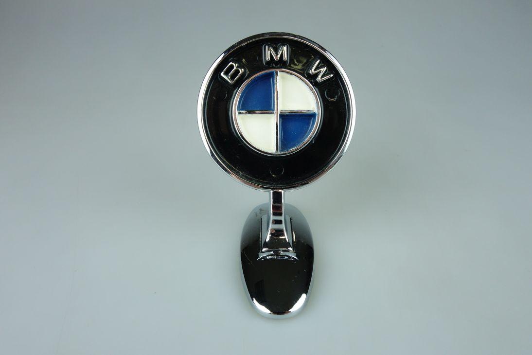 BMW Motorhauben Emplem Kühler Universal Zeichen Figur chrome sign bonnet 109030