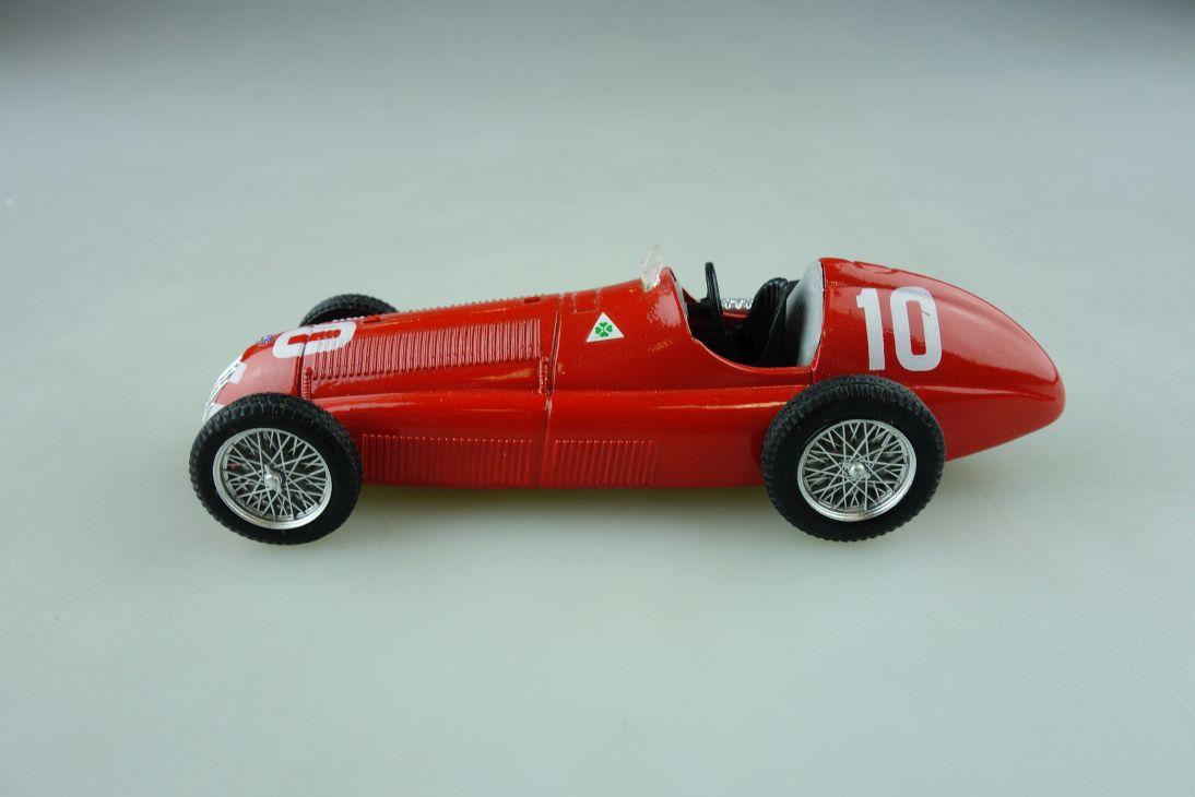 5704 von 6000 Brumm 1/43 Alfa Romeo F1 GP Italia 1950 Farina ohne Box 512118