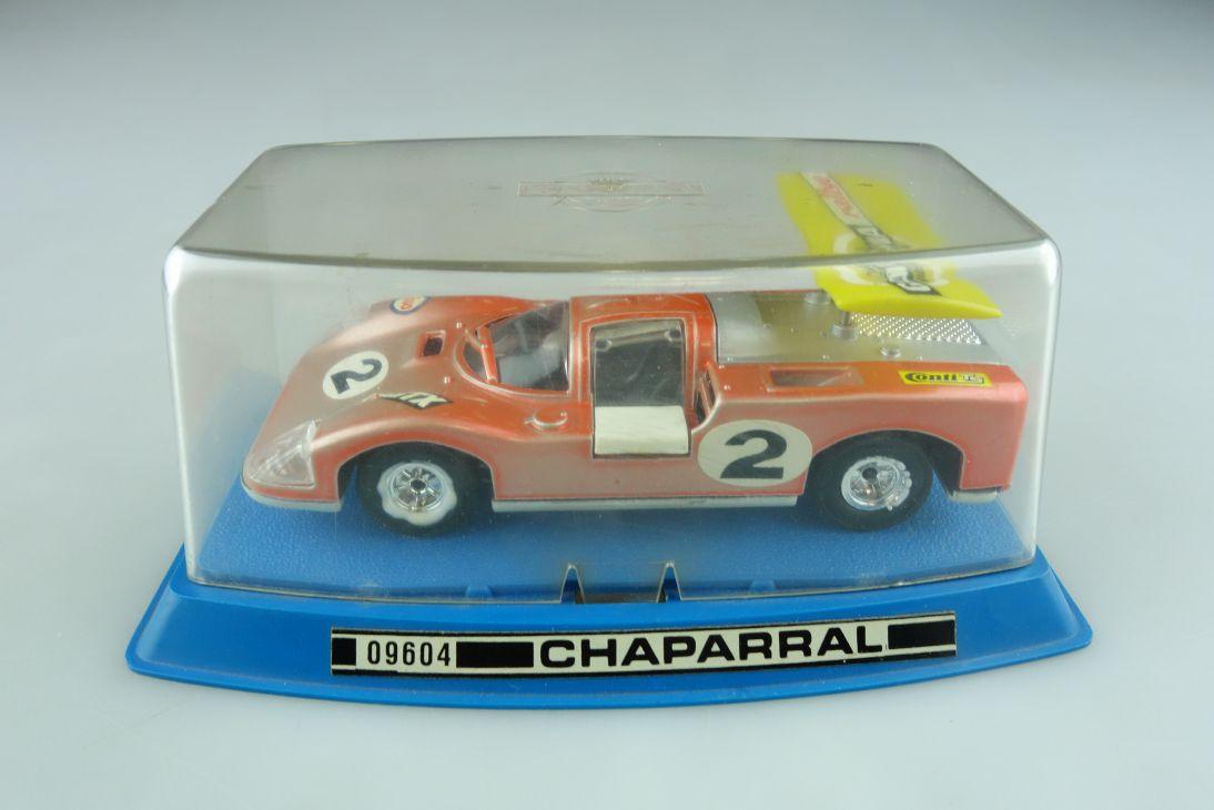 9604 Gama 1/43 Chevrolet Chaparral Racer Rennwagen mit Box 512119