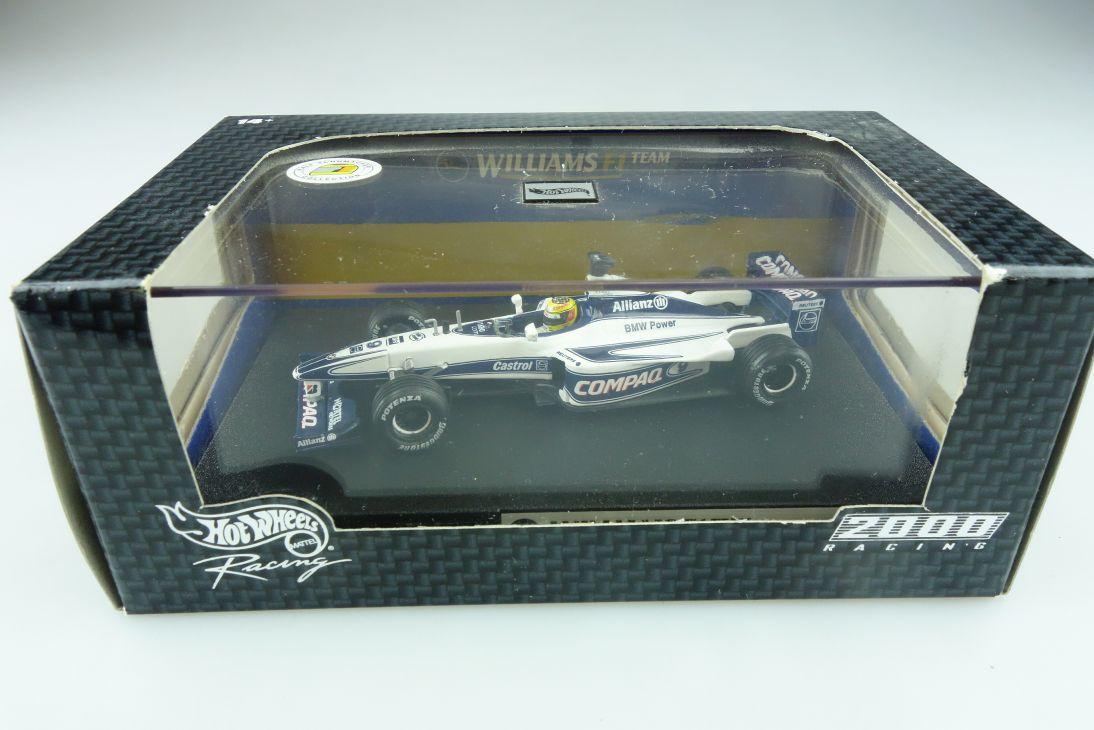 26746 Hot Wheels 1/43 BMW Williams FW 22 Formel 1 2000 Ralf Schumacher 512131