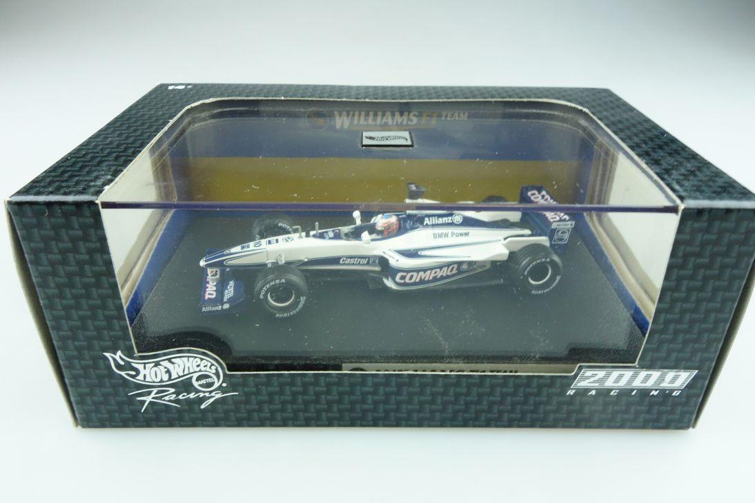 26747 Hot Wheels 1/43 BMW Williams FW 22 Formel 1 2000 Jenson Button 512132