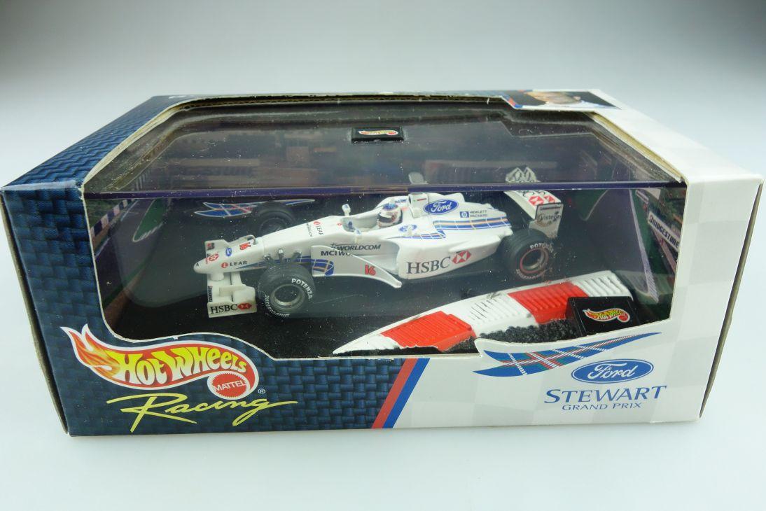 24527 Hot Wheels 1/43 Ford Stewart SF 3 Formel 1 1999 Rubens Barrichello  512134