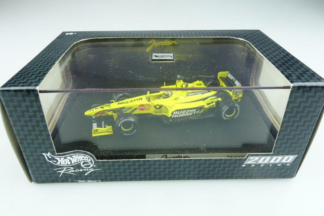 26754 Hot Wheels 1/43 Jordan Honda EJ 10 Formel 1 H.H.Frenzen 2000  Box  512140