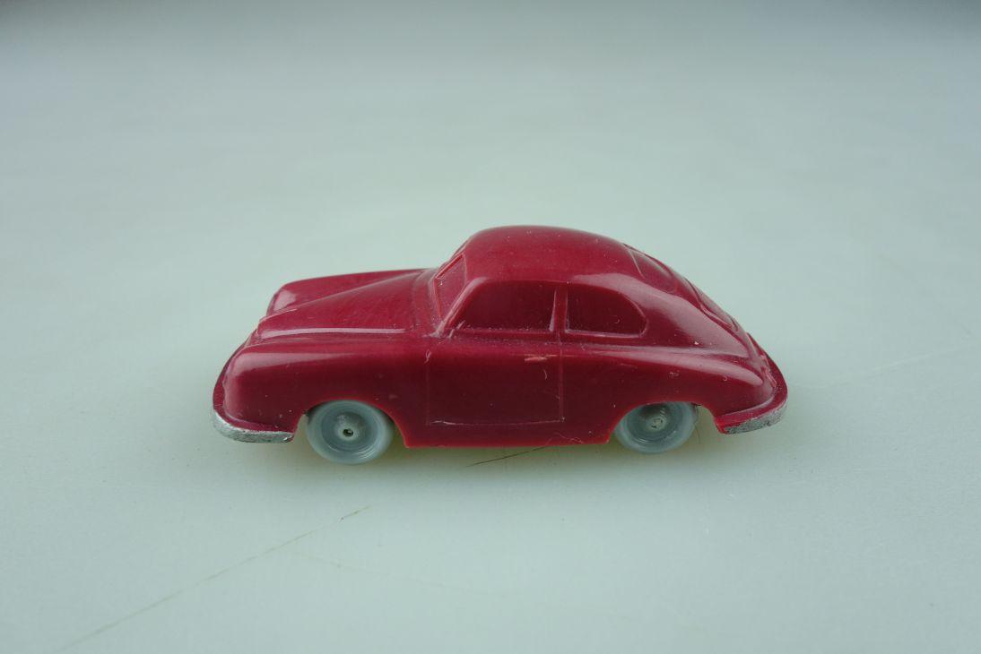 Saure 129 Wiking 1/87 Porsche 356 Typ 2 violett unverglast ohne Box 512240