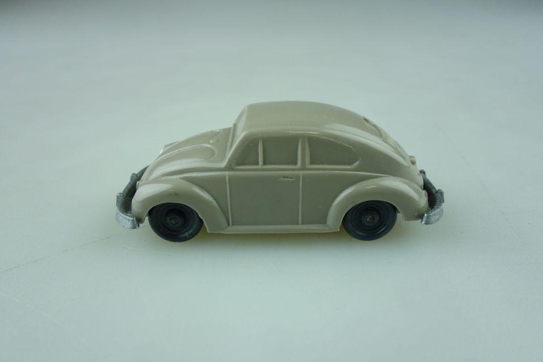 Saure 113 Wiking 1/87 VW Käfer Bug Beetle Typ 4 braunelfenbein unverglast 512246