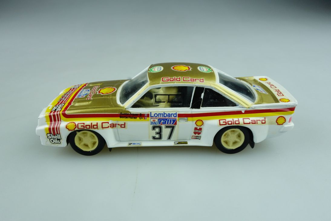 Vitesse 1/43 Opel Manta B 400 Coupe Lombard Rally Fisher Frazer ohne Box 512300