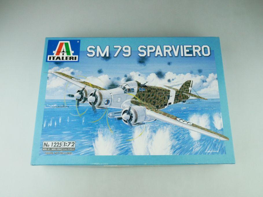 Italeri 1/72 SM 79 Sparviero No 1225 plane model kit 109203