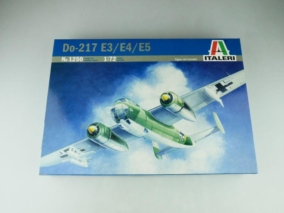 Italeri 1/72 Do-217 E3/E4/E5 No 1250 plane model kit 109207