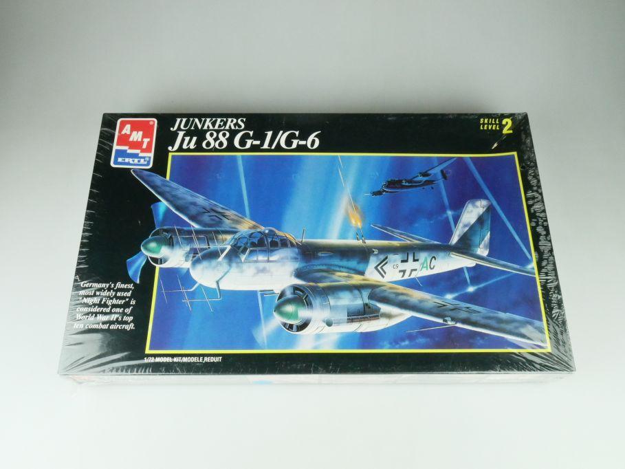 Amt 1/72 Junkers Ju 88 G-1/ G-6  plane model kit 109213