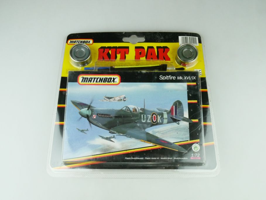 Matchbox 1/72 Kit Pak Spitfire Mk XVI/ IX 40050 model kit 109234
