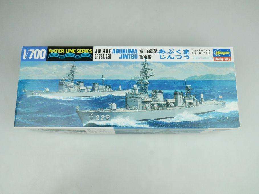 Hasegawa 1/700 Water Line Series Abukuma Jintsu J.M.S.D.F. No 013 kit 109236