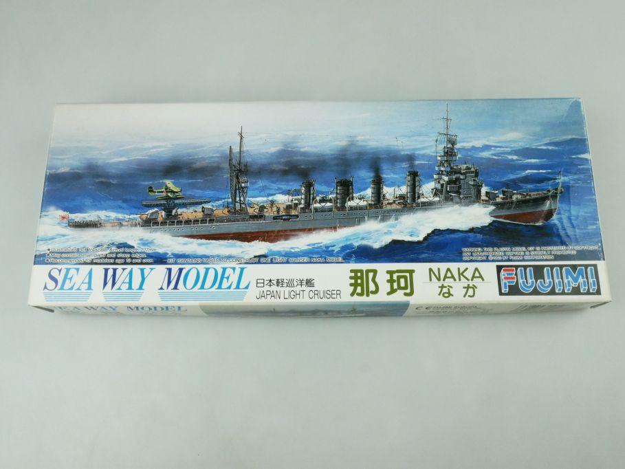 Fujimi 1/700 Sea Way Model Naka Japan Light Cruiser No 33 kit 109246