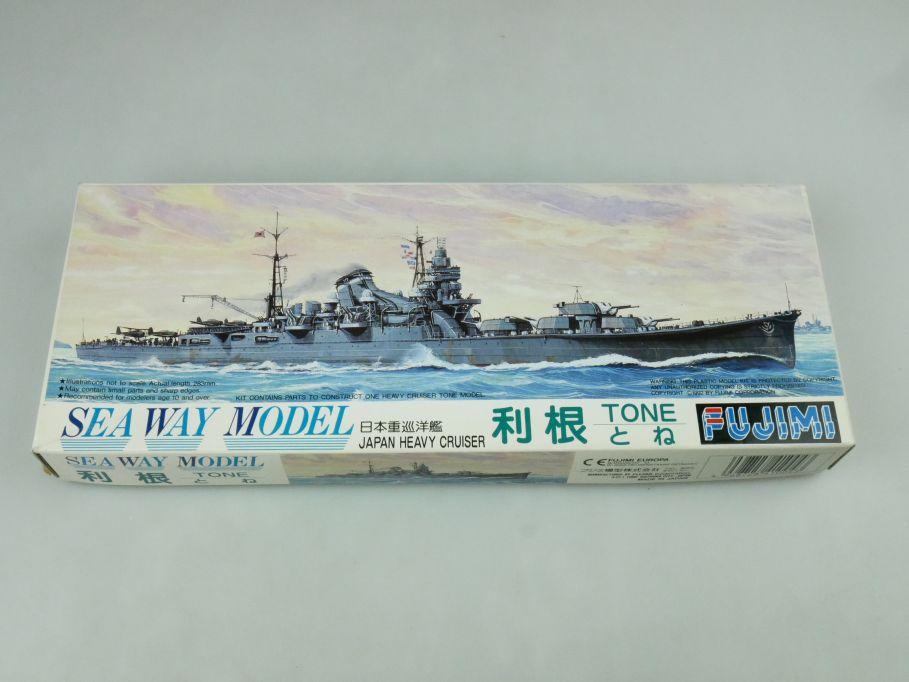 Fujimi 1/700 Sea Way Model Tone Japan Heavy Cruiser No 6 kit 109247