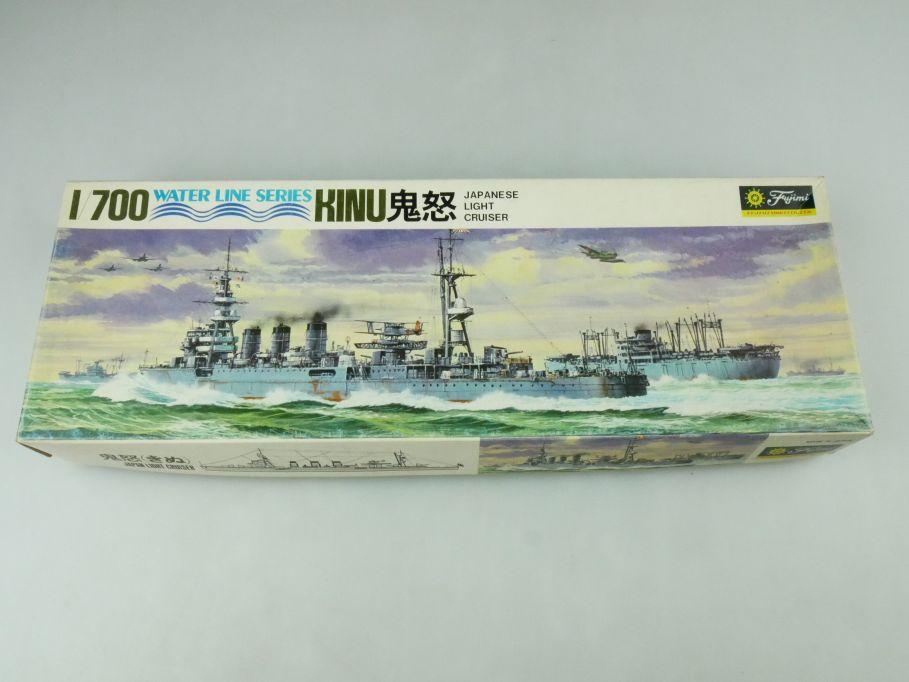 Fujimi 1/700 Water Line Series Kinu Japanese Light Cruiser kit 109270