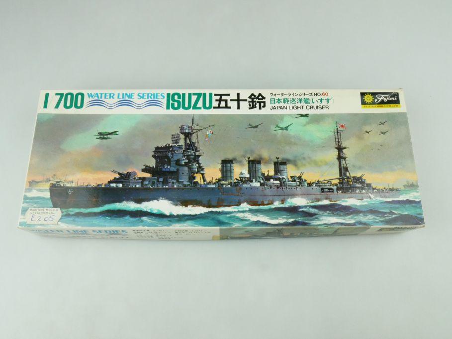 Fujimi 1/700 Water Line Series Isuzu Japan Light Cruiser No 60 kit 109271
