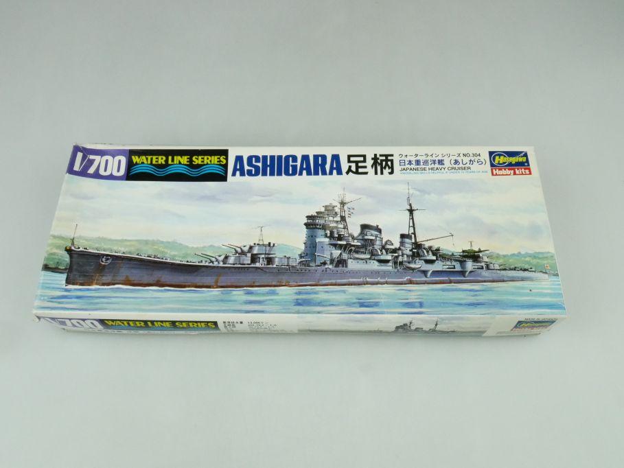 Hasegawa 1/700 Water Line Series Ashigara Japan Heavy Cruiser No 304 kit 109299
