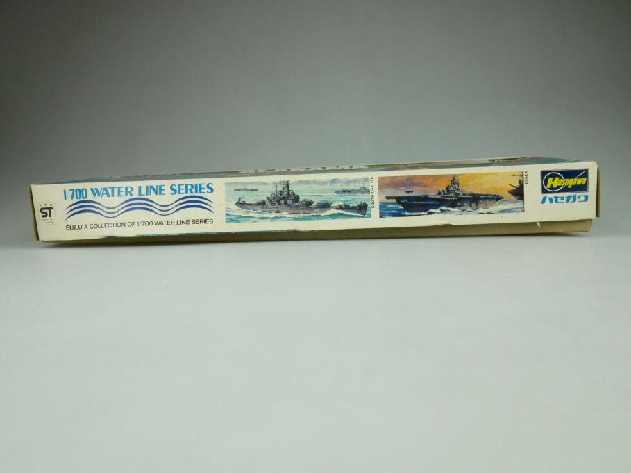 Hasegawa 1/700 Water Line Series Alabama U.S.A. Battleship No 121 kit OVP 109413