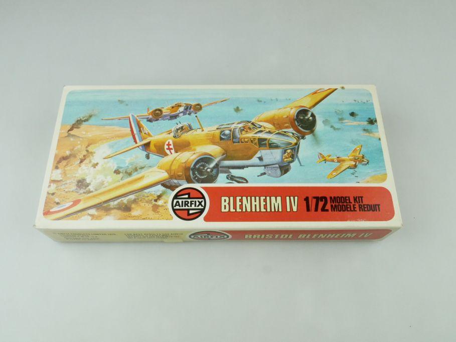 Airfix 1/72 Blenheim IV No 02027-1 prop plane model kit OVP 109417