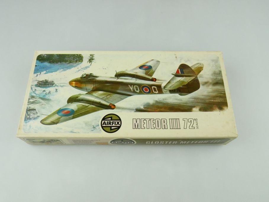 Airfix 1/72 Meteor III prop plane model kit 02038-1 OVP 109421