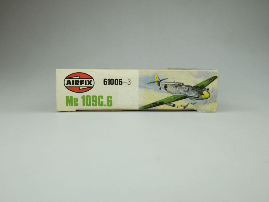 Airfix 1/72 Messerschmitt 109G.6 prop plane model kit 61006-3 OVP 109428