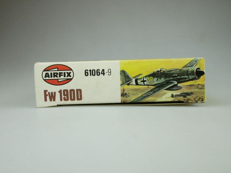 Airfix 1/72 Messerschmitt 109G.6 prop plane model kit 61064-9 OVP 109429