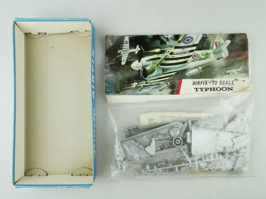 Airfix 1/72 Typhoon prop plane model kit 109430