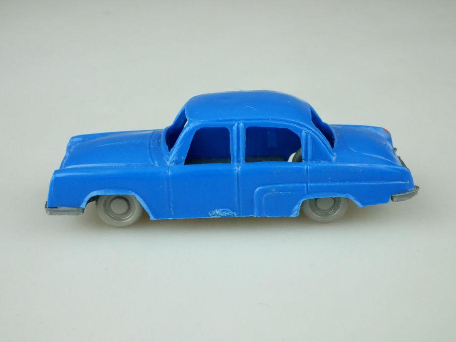 Glittenberg H0 Wolga Volga PKW Oldtimer blau selten DDR 109490
