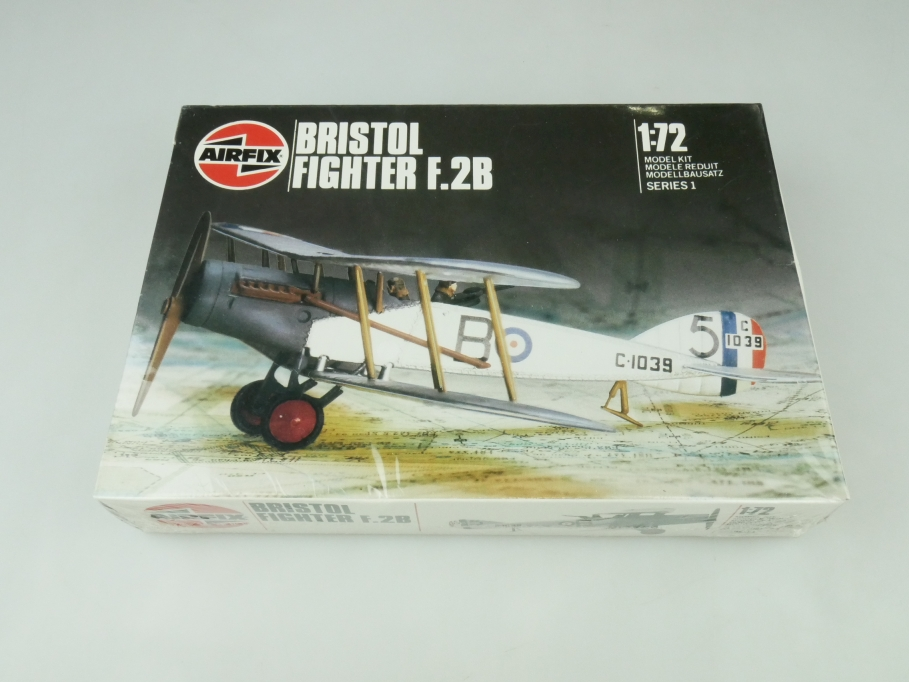 Airfix 1/72 Bristol FIghter F.2B 01005 OVP plane kit 109484