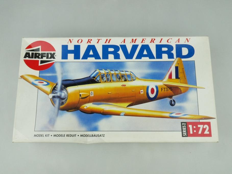 Airfix 1/72 North American Harvard 02057 OVP prop plane kit 109504