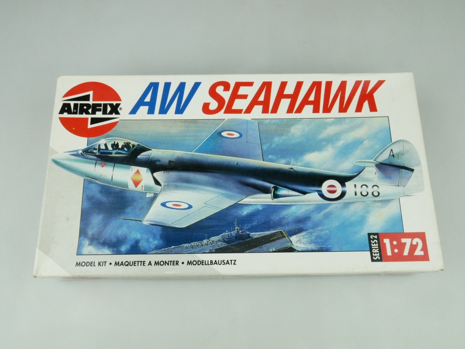 Airfix 1/72 AW Seahawk 02097 OVP prop plane kit 109505