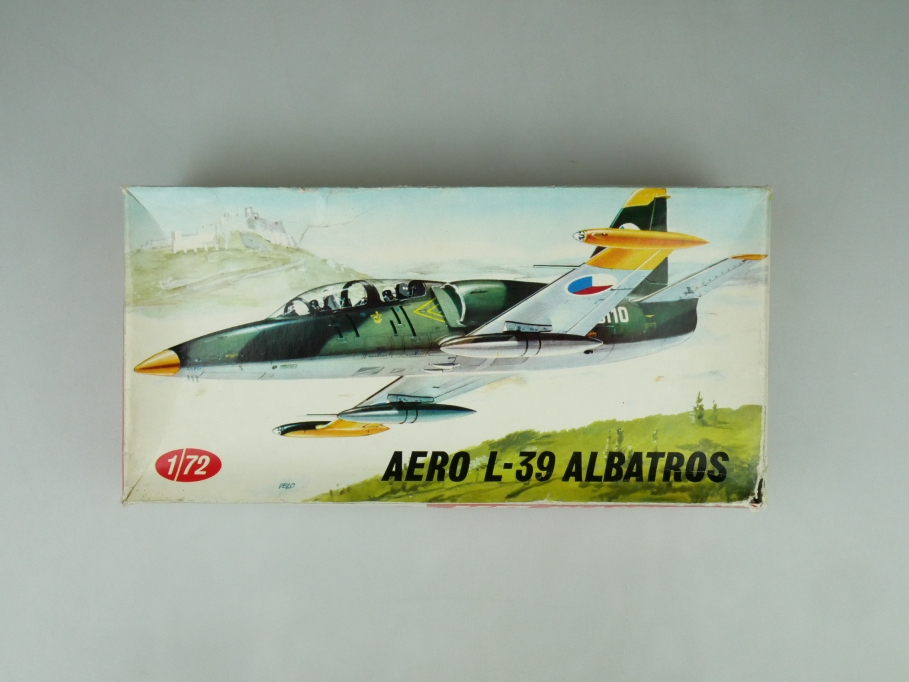 KP Plastikovy Model 1/72 Aero L-39 Albatros OVP prop plane kit 109510