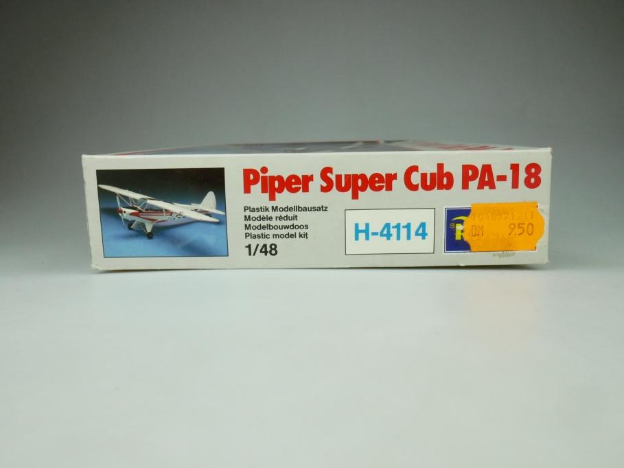 Revell 1/48 Piper Super Cub PA-18 H-4114 OVP plane kit 109524