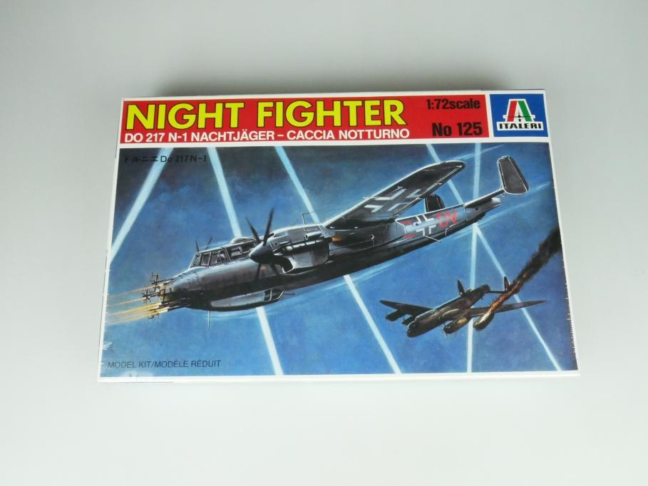 Italerei 1/72 Night Fighter DO 217 Dornier 125 plane model kit 109541