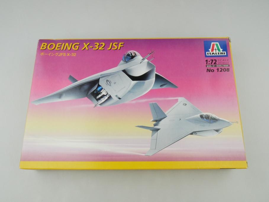 Italeri 1/72 Boeing X-32 JSF No 1208 OVP plane model kit 109547