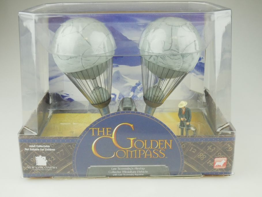 Corgi The Golden Compass Lee Scoresby´s Airship Ballon w. figure GC78628 109632