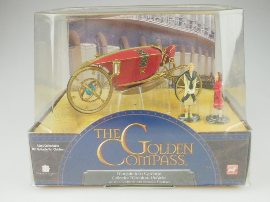 Corgi The Golden Compass Magisterium Carriage + Mrs Coulter Lyra Belacqua 109634