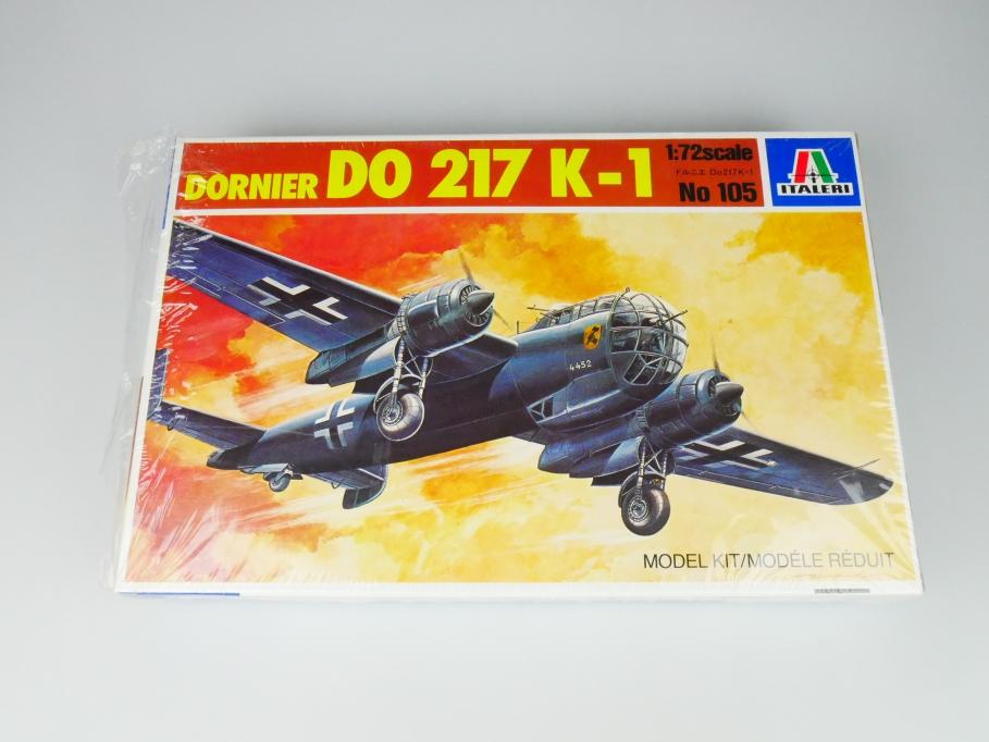 Italeri 1/72 Dornier 217 K-1 No. 105 plane kit OVP 109774