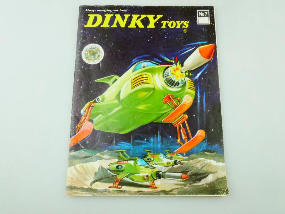 Dinky Toys Katalog 1971 No 7 catalog 32 S Preisliste vintage toy brochure 109676