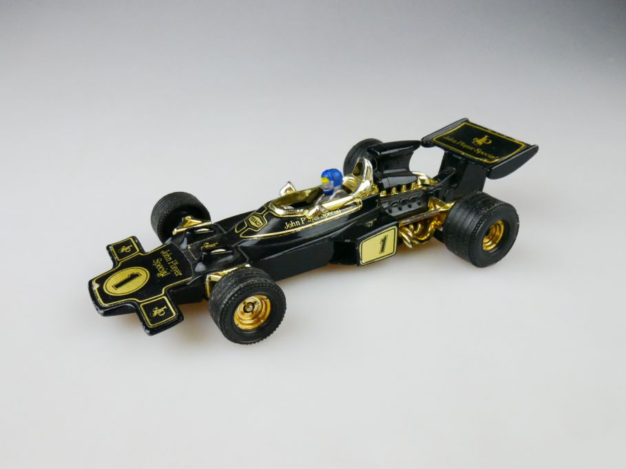 Corgi Toys 154 whizzwheels F1 Lotus John Player Special #1 1/36 109795