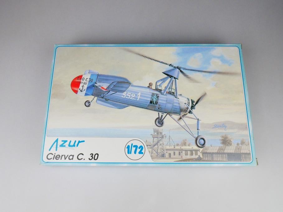 Azur 1/72 Cierva C. 30 No. A015 plane model kit OVP 109780